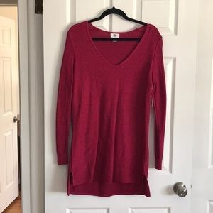 NWT Red/Maroon Sweater